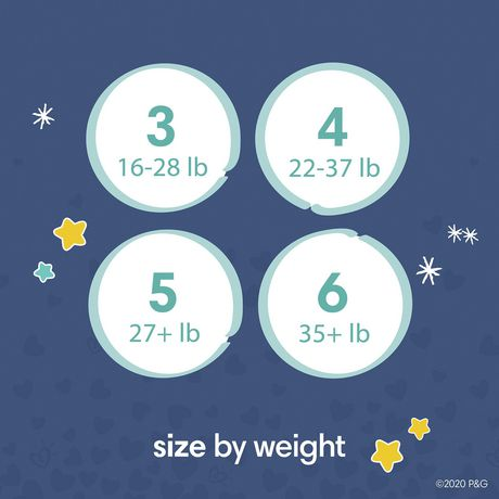 Pampers Swaddlers Overnights Diapers - Super Pack - image 5 of 5