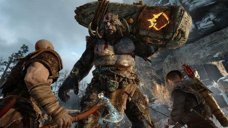 Jeu vidéo God of War de PlayStation pour PS4 - image 4 de 5