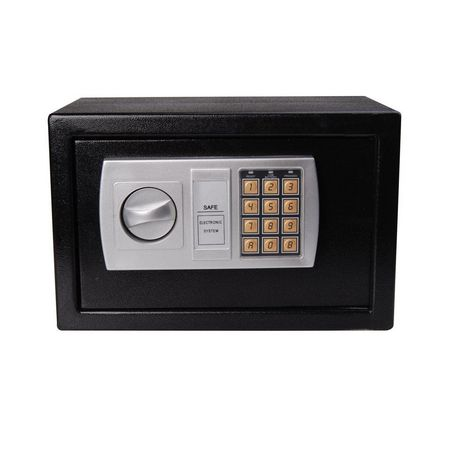 "HomCom 12"" X 8"" X 8"" Steel Electronic Digital Security Safe - image 1 of 1"