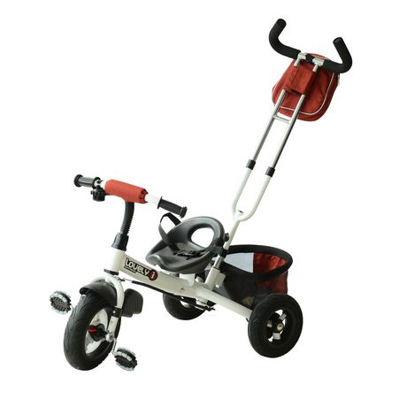 Qaba 2-in-1 Baby Tricycle - image 3 of 3
