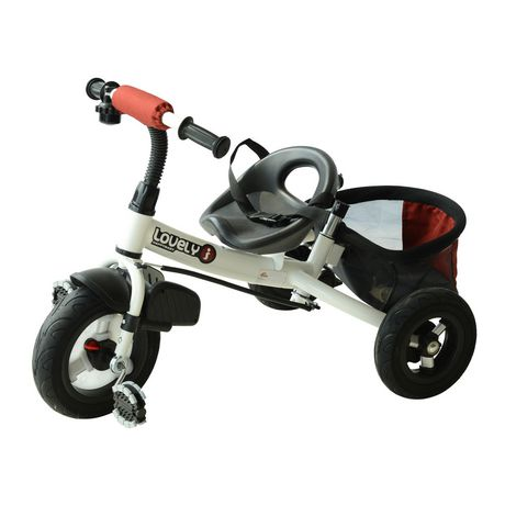 Qaba 2-in-1 Baby Tricycle - image 2 of 3