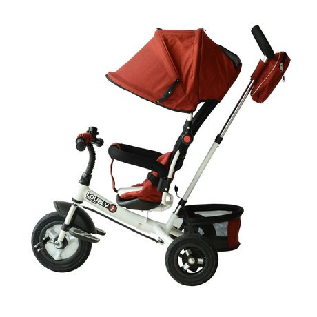 Qaba 2-in-1 Baby Tricycle - image 1 of 3