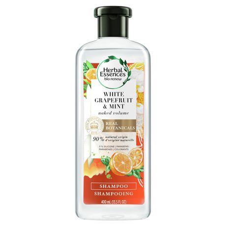 Herbal Essences NAKED Volume White Grapefruit & Mosa Mint Shampoo - image 2 of 7