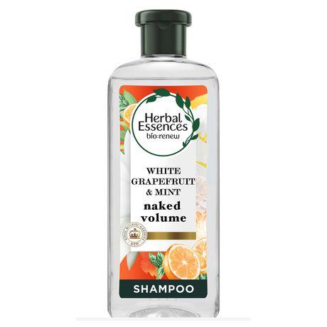 Herbal Essences NAKED Volume White Grapefruit & Mosa Mint Shampoo - image 1 of 7