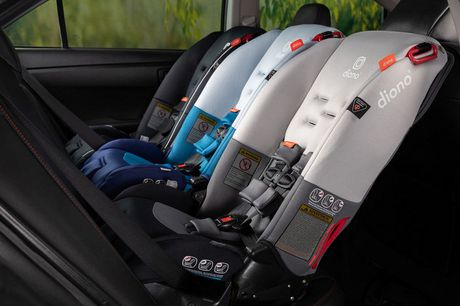 Diono Radian 3R All-In-One Convertible Car Seat - image 9 of 9