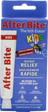After Bite Kids Itch Eraser Instant Relief Gentle Cream - image 1 of 1