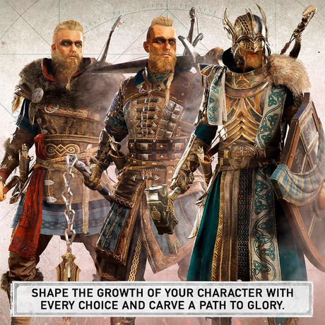 Assassin S Creed Valhalla Xbox One Xbox Series X Walmart Canada