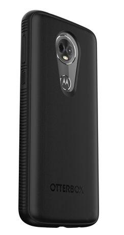 wholesale dealer 42e64 5fd5f Otterbox Prefix for Moto E5 plus Black