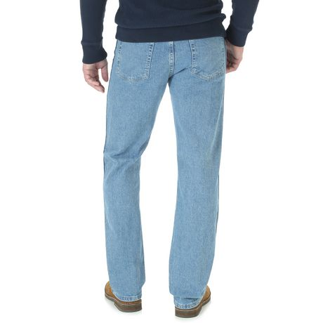 Wrangler Comfort Solution Series Men's Jeans - G85SWQL - image 2 of 3