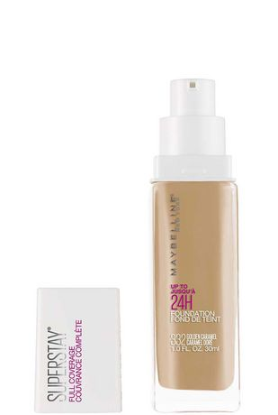 Maybelline New York Super Stay®   Fond de Teint  Caramel Doré, 1 fl. Oz. - image 1 de 2