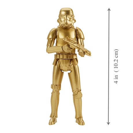 Star Wars Skywalker Saga 3.75-inch Scale Darth Vader and Stormtrooper Toys Star Wars: A New Hope Action Figure 2-Pack - image 3 of 7