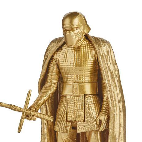 "Star Wars Kylo Ren /& Rey Gold Commemorative Edition 3.75/"" nouveau"