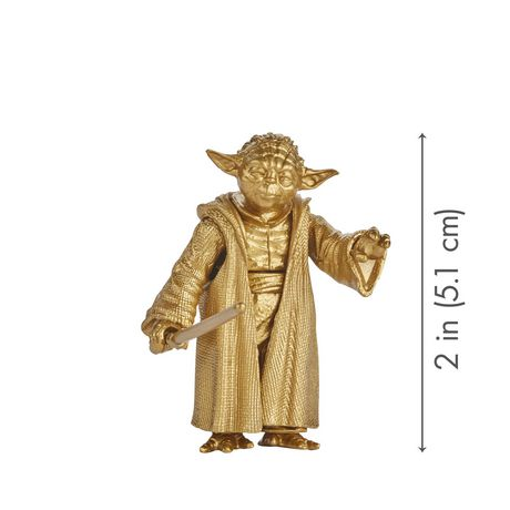 Star Wars Skywalker Saga 3.75-inch Scale Darth Maul and Yoda Toys Star Wars: The Phantom Menace Action Figure 2-Pack - image 3 of 6