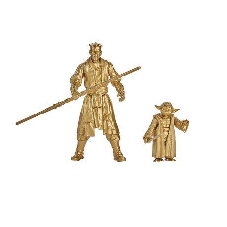 Star Wars Skywalker Saga 3.75-inch Scale Darth Maul and Yoda Toys Star Wars: The Phantom Menace Action Figure 2-Pack - image 5 of 6
