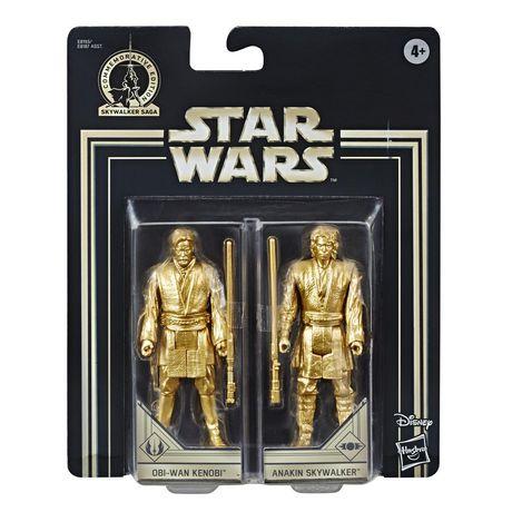 Star Wars Skywalker Saga 3 75 Inch Scale Obi Wan Kenobi And Anakin Skywalker Toys Star Wars Revenge Of The Sith Walmart Canada