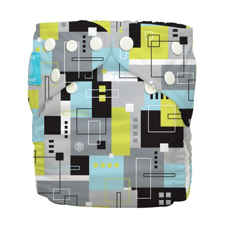 Charlie Banana 2 Inserts Hybrid All-in-One Reusable ClothDiapers - image 1 of 7