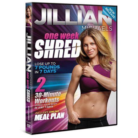 Film Jillian Michaels One Week Shred - image 1 de 1