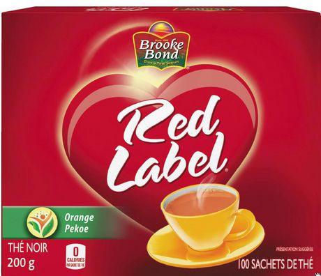 Brooke Bond Red Label Loose Black Tea