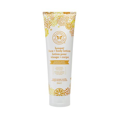 The Honest Company Lotion pour Visage & Corps Orange - image 1 de 2