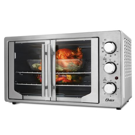 Oster 174 French Door Oven With Convection Walmart Canada