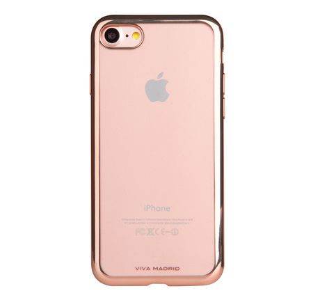 viva madrid metalico flex case for iphone 7 8 rose gold walmart canada. Black Bedroom Furniture Sets. Home Design Ideas