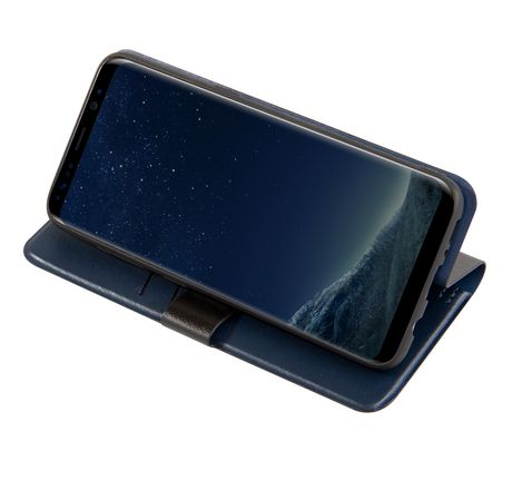 Viva Madrid – Étui folio Finura Cierre pour Galaxy S8  Plus Noir - image 5 de 5