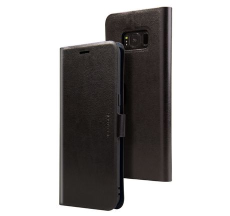 Viva Madrid – Étui folio Finura Cierre pour Galaxy S8  Plus Noir - image 1 de 5