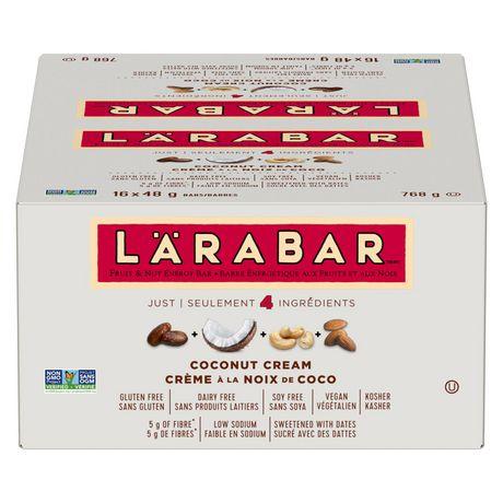Larabar Gluten Free Coconut Cream - image 4 of 6