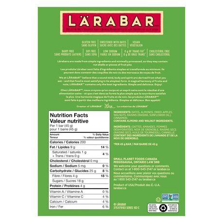 Larabar Gluten Free Apple - image 5 of 8