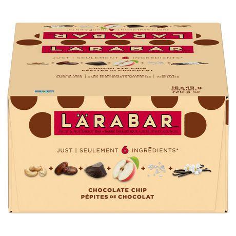 Larabar Gluten Free Chocolate Chip - image 7 of 9