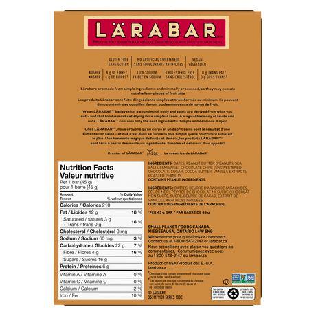 Larabar Gluten Free Peanut Butter Chocolate Chip - image 5 of 9