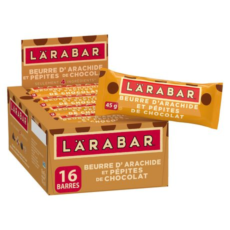 Larabar Gluten Free Peanut Butter Chocolate Chip - image 2 of 9