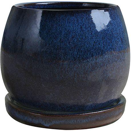 Jardinière hometrends en céramique artisanal - image 1 de 1