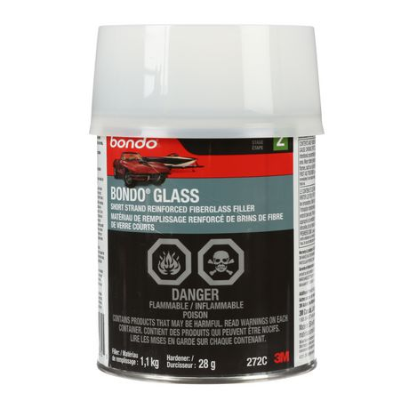Bondo® Bondo-Glass® Reinforced Filler - image 1 of 4
