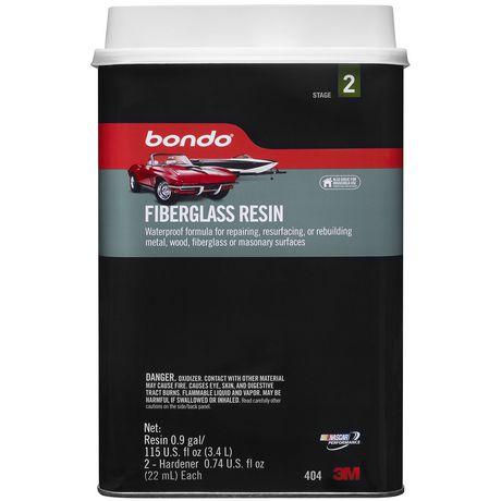 Bondo® Fibreglass Resin - image 1 of 4