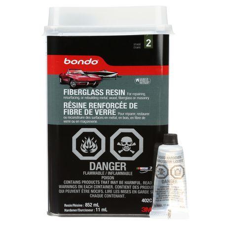 Bondo® Fibreglass Resin - image 2 of 4