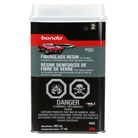 Bondo® Fibreglass Resin - image 3 of 4