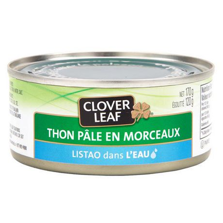 Clover LEAF® Chunk Light Tuna in Water - image 2 of 3