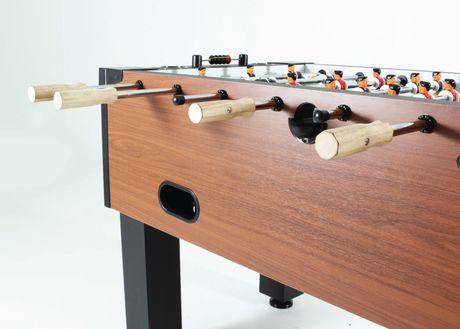 ATOMIC™ GLADIATOR DLX FOOSBALL TABLE