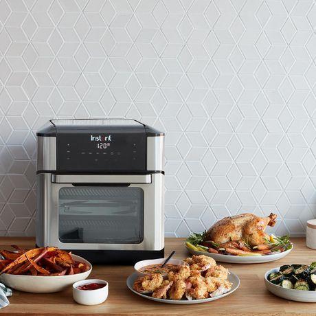 Instant Pot Vortex Plus Air Fryer Compact Oven Walmart Canada