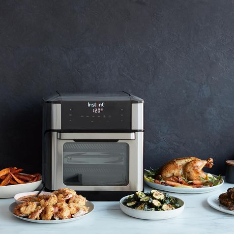 Instant Pot Vortex Plus Air Fryer Compact Oven Walmart Canada