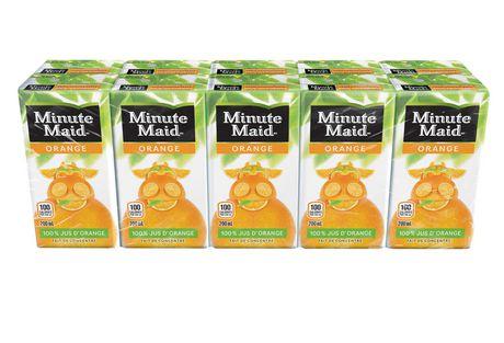 Minute Maid jus d'orange - image 2 de 3