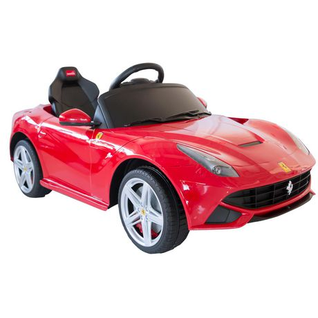 Daymak Ferrari F12 Berlinetta Kids Electric Ride On with Remote Control - image 1 of 5