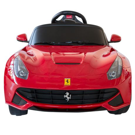 Daymak Ferrari F12 Berlinetta Kids Electric Ride On with Remote Control - image 2 of 5