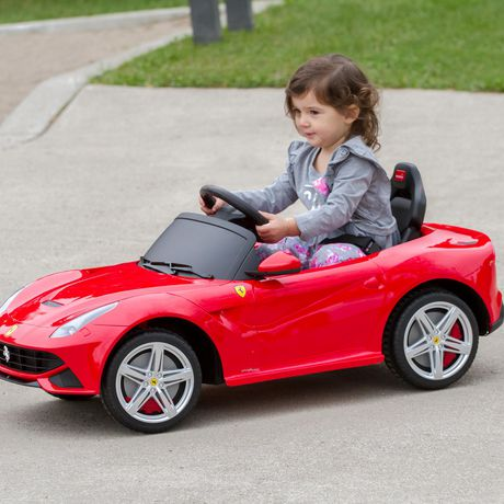 Daymak Ferrari F12 Berlinetta Kids Electric Ride On with Remote Control - image 5 of 5