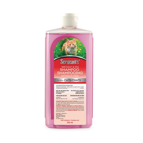 Sergeant's Skip-Flea & Tick Shampoo for Cats - image 1 of 3