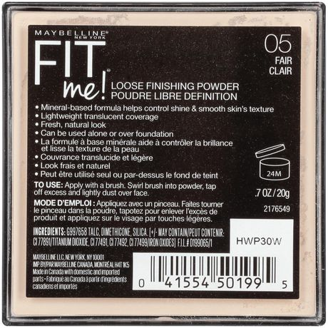 Maybelline New York Fit Me® Loose Finishing Powder - image 3 of 4