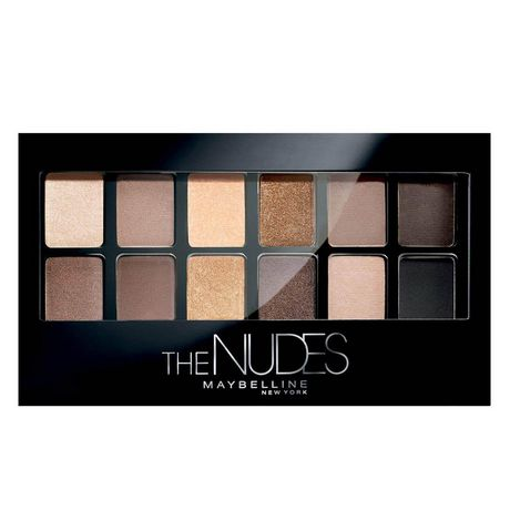 Maybelline New York Expert Wear Eyeshadow Palette The Nudes - image 1 of 6