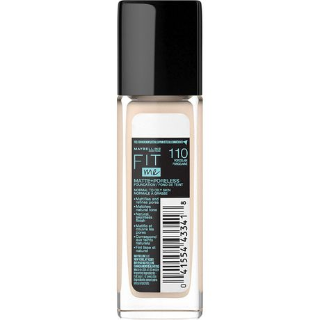 Maybelline New York Fond de Teint Fit Me Matte + Poreless - image 2 de 6