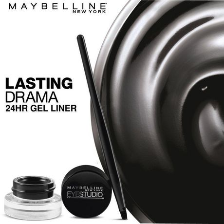 Maybelline New York Eye Studio Gel Eye Liner - image 6 of 7